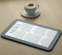 iPad, Kindle Best Option for People with Central Vision Loss - Eyes and Vision