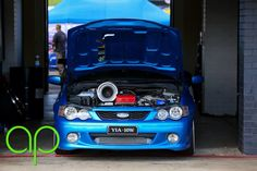 1200hp xr6 turbo ford falcon