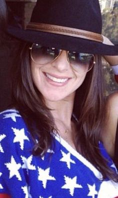 Kelly Monaco, Panama Hat, Celebrities, Fashion, Moda, Celebs, Fashion Styles, Fashion Illustrations, Celebrity