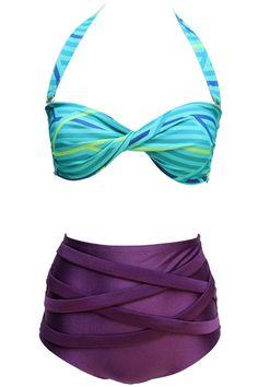 Athena bikini size 8 eddie bauer