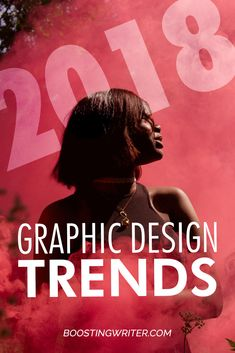 mediengestalter Top 10 Graphic Design Trends You Need To Be Aware Of In 2018 — BoostingWriter Graphisches Design, Logo Design, Graphic Design Trends, Graphic Design Tutorials, Graphic Design Inspiration, Creative Design, Branding Design, Design Theory, Graphic Projects