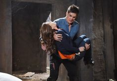 'Days of Our lives' spoilers tease that Rafe [Galen Gering] will succeed in his heroic attempts. Next week on the NBC serial Hope [Kristian Alfonso] and Rafe are trapped in a building with a ticking time bomb that explodes. Shawn [Brandon Beemer] will do everything in his power to locate