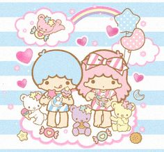 Sanrio Little Twin Stars LTS