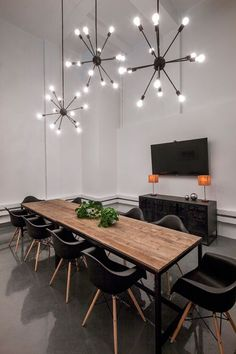 Bluecore Offices  #lighting #design #moderndesign #ironageoffice | www.ironageoffice.com