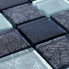 Beautiful glass mosaic tile for Bathroom Wall Tiles and Kitchen backsplash-Sku:COB0086 ︳BuilderElements.com