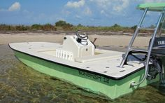 Bonefish Boatworks Back Country 18