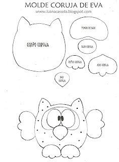 Owl Templates