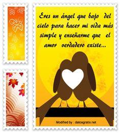 textos de amor para mi whatsapp,palabras originales de amor para mi pareja: http://www.datosgratis.net/hermosas-frases-de-amor-eterno/