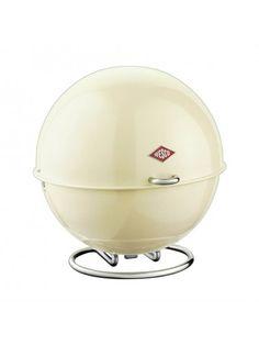 Wesco Superball Storage Bin - Almond