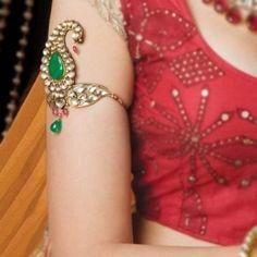 Kundan Baju Bandh - armlet