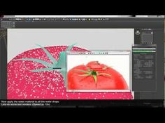 Tutorial #03 Creating Water drops in 3Ds Max (VRay) [720p] - YouTube