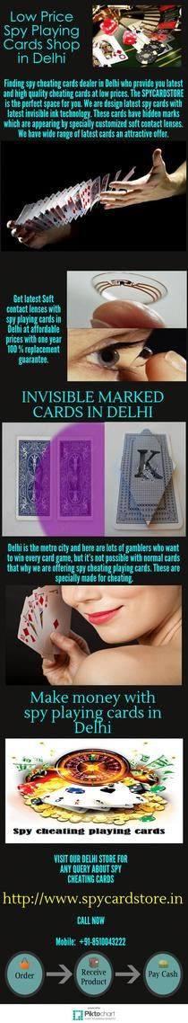 Low Price Spy Playing Cards Shop in Delhi | Piktochart Infographic Editor