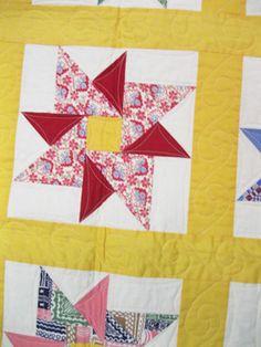 Barbara Brackman's MATERIAL CULTURE: Morris Modernized: Hope of Hertfordshire Quilt Pattern