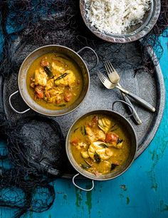 Sri Lankan Fish curry: This Sri Lankan fish curry recipe is easy to make and on the dinner table in less than an hour. It is less than 500 calories per serving and also suitable for freezing
