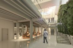 Craft Distillery | Emily Celine Thoresen | Archinect