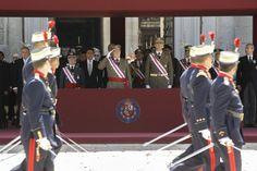 González acompañó al Rey y al Príncipe en la conmemoración del segundo centenario de la Orden de San Hermenegildo