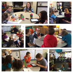 "RT""@MorrishDragons: Using our iPads to collaborate & record ?s abt a culture of lrng #COLchat #BuildingFutureLeaders """