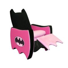 Recliner chair $159.99, with no shipping at www.simplysuperheros.com