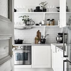 Black white and gray perfection by Grey deco.
