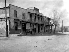 Las Vegas, New Mexico – As Wicked as Dodge City – Legends of America New Mexico History, Old West Saloon, Old West Town, Las Vegas, Old West Photos, Santa Fe Trail, Dodge City, Billy The Kids, Historical Pictures