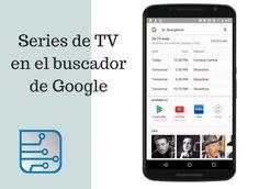 #Comunicación #google #series Google presenta nuevas opciones para buscar series en Internet