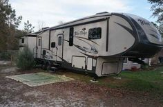 2014 Used Forest River Blue Ridge Fifth Wheel in Florida FL