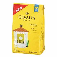 Gevalia Ground Coffee - Free Sample - http://gimmiefreebies.com/gevalia-ground-coffee-free-sample/