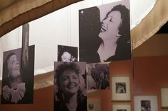 The Styrous® Viewfinder: Edith Piaf á la Bibliothèque nationale de France (French National Library)