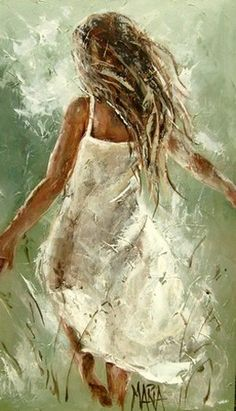 This is one of my favorites. Run Away by Maria Magdalena Oosthuizen