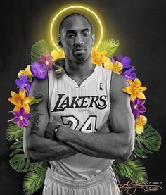 Kobe Bryant Family, Kobe Bryant 24, Lakers Kobe Bryant, Basketball Legends, Basketball Players, Nba Players, Basketball Stuff, Basketball Goals, Jordan Basketball