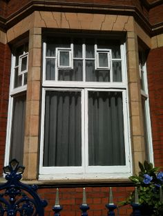 Marylebone windows by HeyYeah!, via Flickr