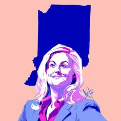 Can we elect Leslie Knope in 2020? I think we can all agree she'd kick some butt. Did this sketch on stream tonight to celebrate hitting 100 followers on my Twitch channel. It's not a lot but I'm still pretty new so this milestone meant a lot. To the next 100! - - - #schmandrewart #illustratorsoninstagram #digitalpainting #digitalart #painting #leslieknope #pawneeindiana #parksandrec #indiana #hoosiers #twitchcreative #portrait #portraiture