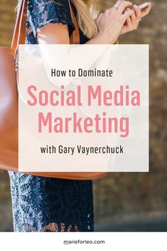 Social media marketing can be overwhelming, but thanks to experts like Gary Vaynerchuck, you can master each platform. Learn the key strategies he's used to build his empire, as he talks about his new book Jab, Jab, Right Hook. #garyvaynerchuck #jabjabrighthook #socialmedia #socialmediamarketing #marketing #garyv #instagrammarketing #facebookmarketing #twittermarketing