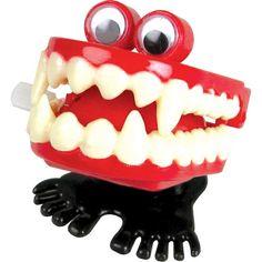 Clockwork vampire teeth available at Hawkins Bazaar #Woking #Vampire #Halloween #Teeth #Toys #Scary #Surrey