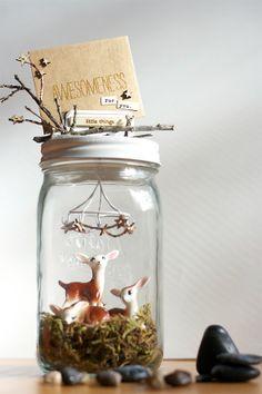 Awesome Jar Crafts   Cosmo Cricket   DIY