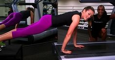 Think beyond running: four crazy ways to shred it on the treadmill.