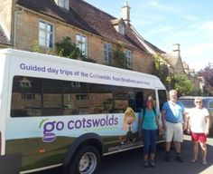 More happy customers from one of this summer's Go Cotswolds tours :-)