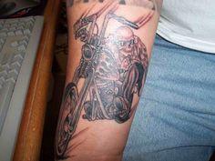 biker tattoo, do you like it?