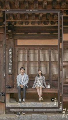 Kawaii Wallpaper, Galaxy Wallpaper, Couple Aesthetic, Couple Romance, Kdrama Actors, Ulzzang Couple, Jinyoung, Korean Actors, Cute Wallpapers