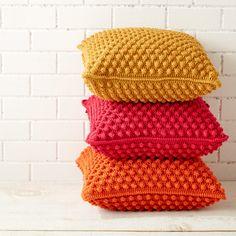 Best Easy Crochet Pillows Free Patterns | Knitella - Crochet Knit Patterns