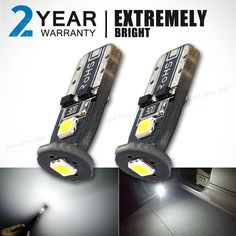 OGA 2PCS Super Bright SMD 12V T10 W5W 168 194 Car LED Auto Clearance Door Reading License Plate Lamp Bulb With 2 Years Warranty -- Offer can be found by clicking the VISIT button