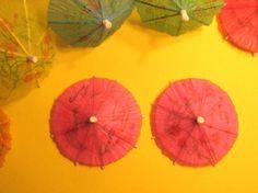 party umbrella pasties