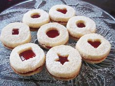 Biscuits sablés à la confiture au thermomix