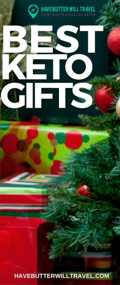 13 great gift ideas for your kept loved one or to treat yourself.