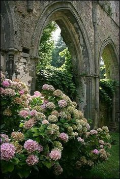 Beauport Abbey near Palmpol, Brittany