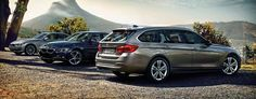 Forever evolving, its style and handling make the BMW 3 Series the most popular Series in the lineup. Each of its three models—Sedan, Sports Wagon and Gran Turismo—guarantee the ultimate thrills.