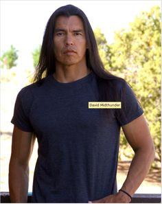 David Midthunder, Lakota actor.