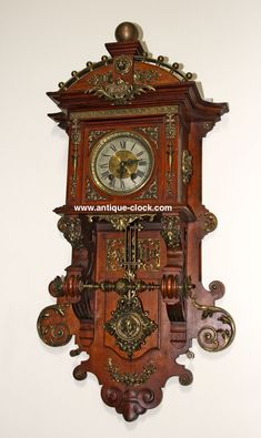 Lenzkirch Open Well Freeswinger at antique-clock.com
