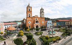 Real del Monte, Hidalgo, México