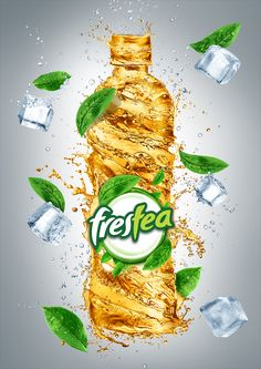 Frestea on Behance